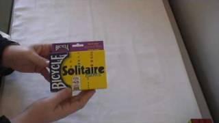 Conjunto de baralhos Solitaire - Bicycle