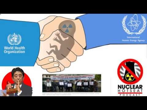 Chernobyl Lies Exposed UN/WHO (Nuclear Hotseat #212)
