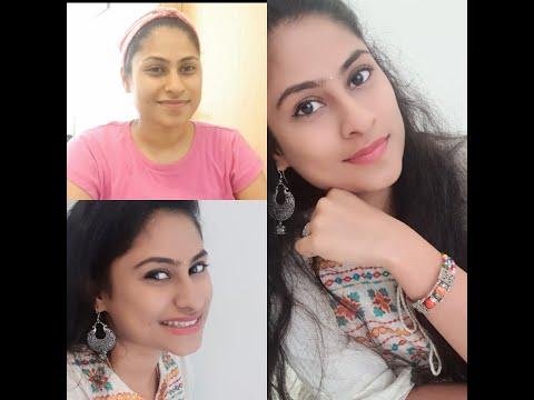Simple & quick Navratri makeup look
