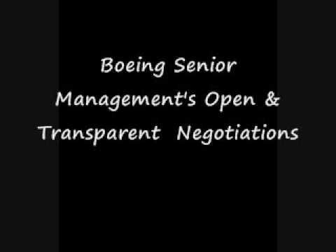 Boeing Senior Management