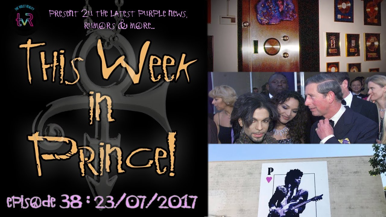 This Week In Prince 038 Song Leaks Murals Reptiles The Violet Reality