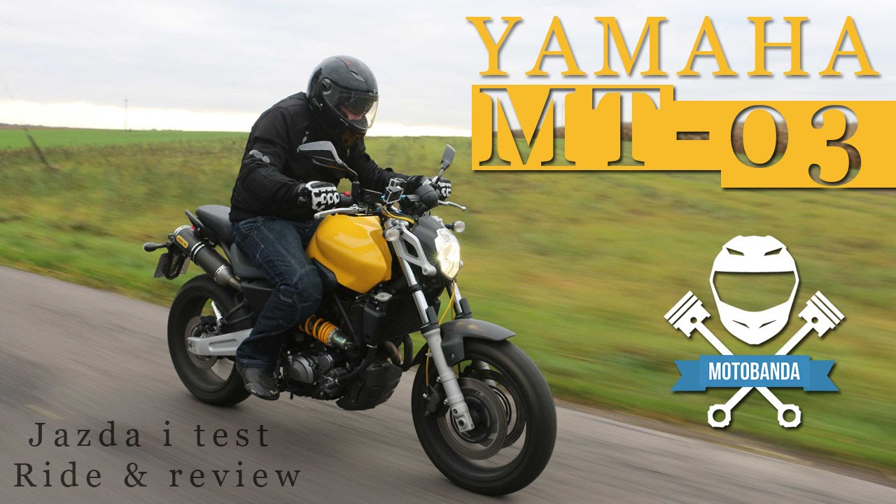 yamaha mt 03 test miejskiego nakeda na a2 opinia. Black Bedroom Furniture Sets. Home Design Ideas