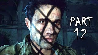 Until Dawn Walkthrough Gameplay Part 12 - Radio (PS4)