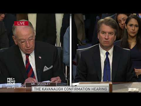 """Sen. Patrick Leahy: """"This is not the Senate Judiciary Cmte I saw when I came to the U.S. Senate"""""""