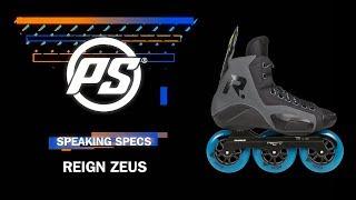 Reign Zeus hockey skate 2019 - Powerslide Speaking Specs