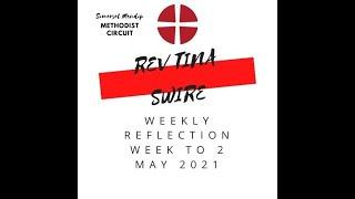 2 May 2021 Rev Tina Swire's weekly reflection