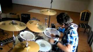 Audioslave - Be Yourself [Drum Cover]