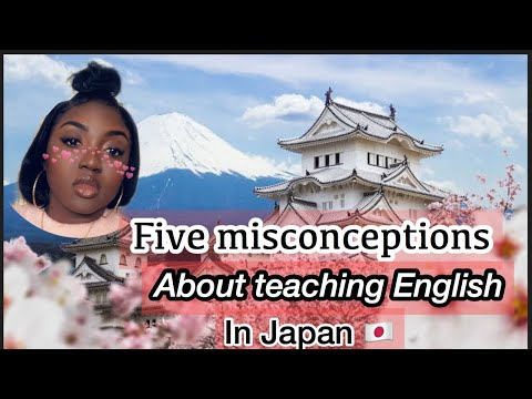 6 BIGGEST  LIES  about Teaching English in Japan 🇯🇵