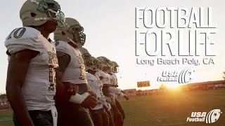 Football for Life - Long Beach Poly: Episode 3