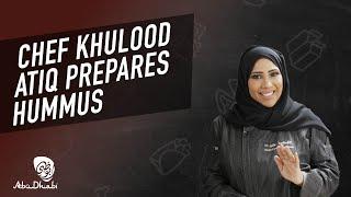 Khulood's Kitchen - Hummus - Episode 13