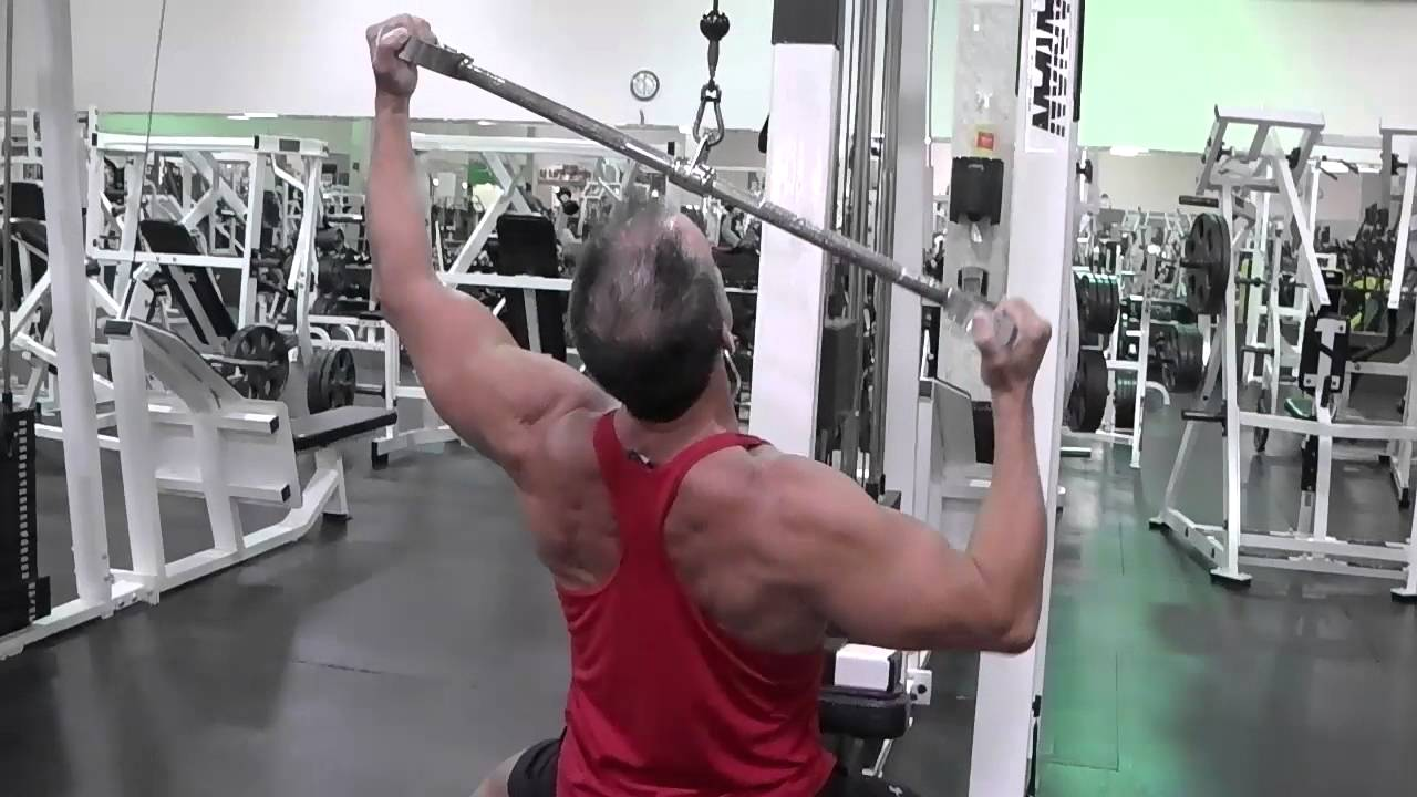 Image result for LAt Pull Down SIngle Variation