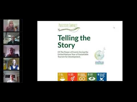 Webinar: 'Telling the Story of the Power of Events'  Academic Insight