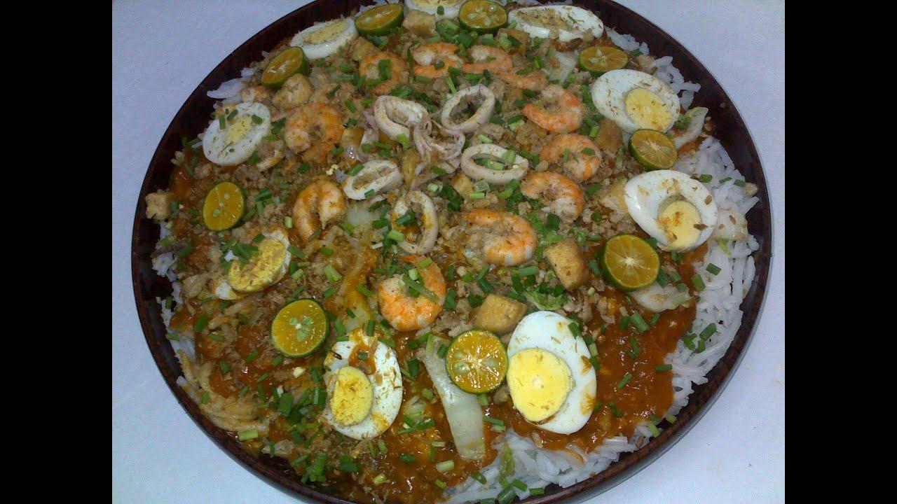 Pansit Palabok with Sauce Pinoy Recipe - Full Video - YouTube