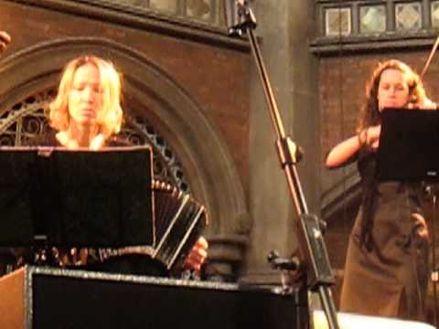 London Tango Orchestra - La Cumparsita (Live @ Daylight Music, Union Chapel, London, 30/11/13)