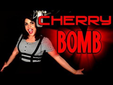 The Runaways - Cherry Bomb - cover - Sara Loera - Ken Tamplin Vocal Academy your voice