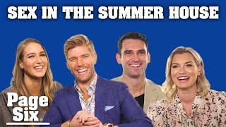 How much sex is there on the upcoming season of 'Summer House'? | Page Six Celebrity News