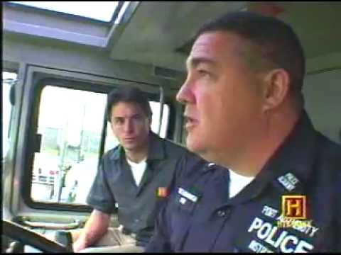 PORT AUTHORITY POLICE of NY and NJ HISTORY CHANNEL Sgt. G-gutsnbolts1.mpg