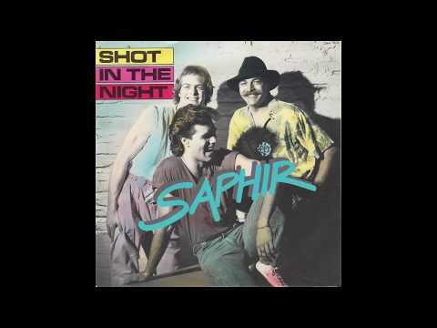 "Saphir – ""Shot In The Night"" (instrumental) (Germany EMI) 1985"