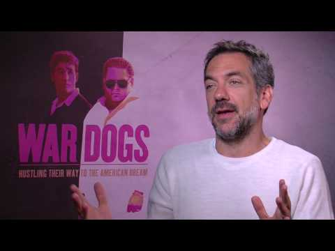 War Dogs: Director Todd Phillips Official Movie Interview