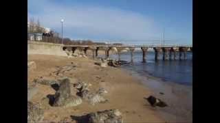 Приморский Феодосия море(Феодосия, п. Приморский. 2 января 2013г., 2013-07-16T12:22:51.000Z)