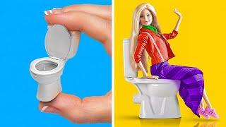 20 MINIATURE CRAFTS    Barbie Doll