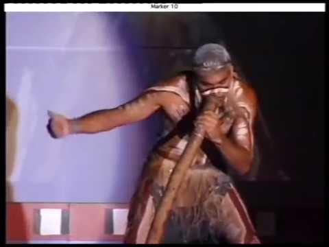 Didgeridoo -  Yidaki Storytelling & Kangaroo Dance - Johnny Murison