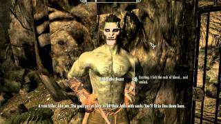 Skyrim: Breaking out of Markarth Prison!