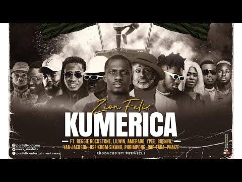 Zionfelix - Kumerica (ft Reggie Rockstone, Lilwin, Yaa Jackson, Amerado, Ypee, Brenya, & More)