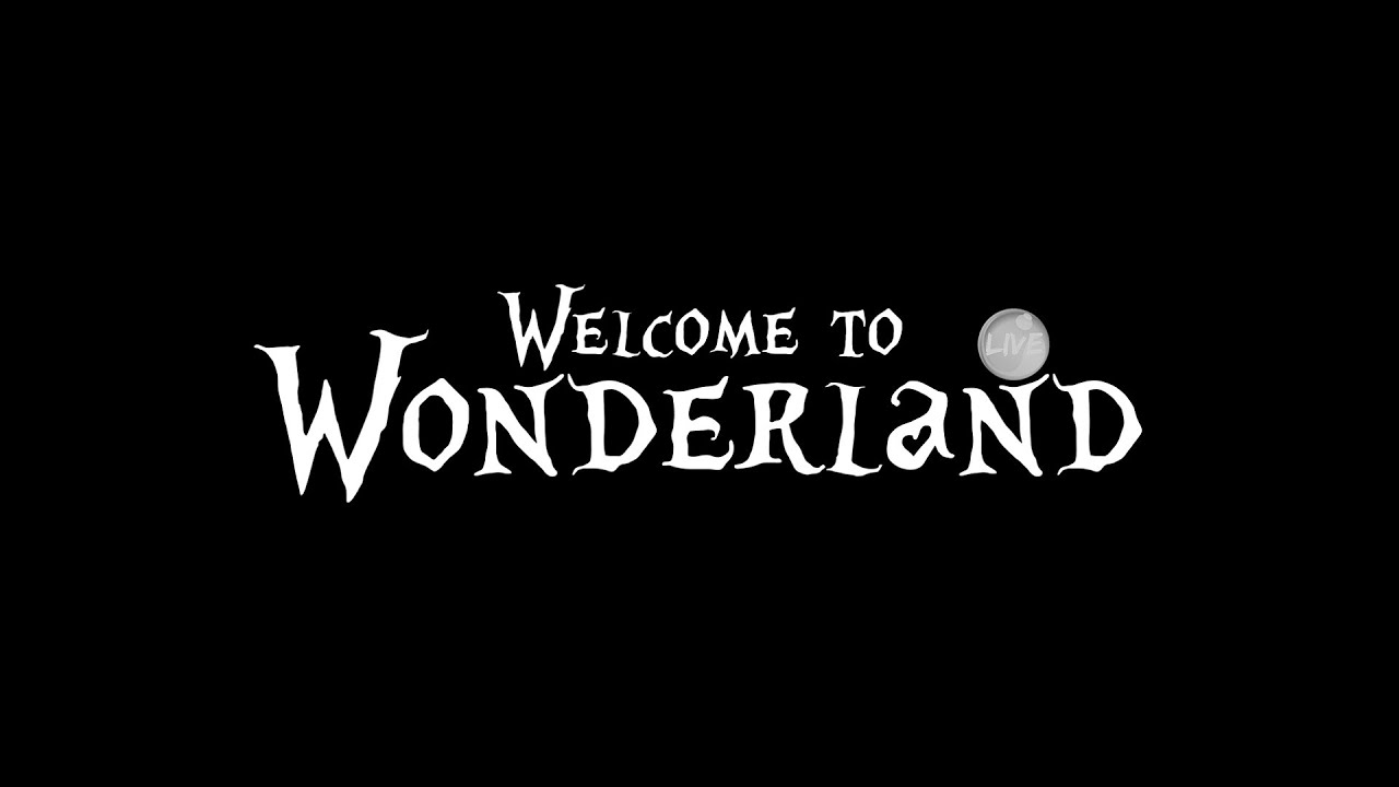 Welcome to Wonderland @Live (Micro Teaser) - YouTube