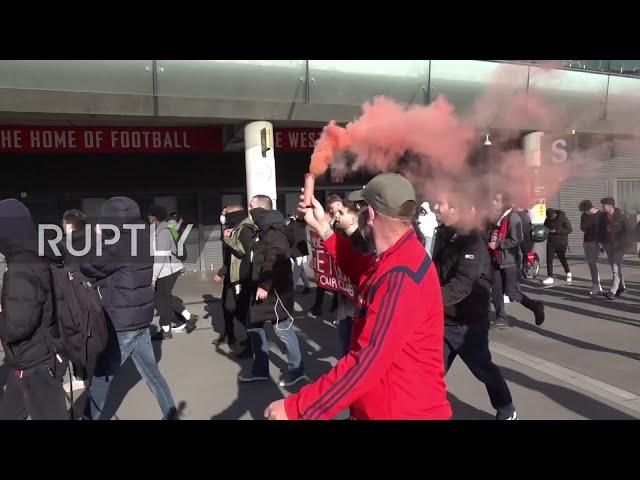 UK: Arsenal fans demand owner Kroenke sells up ahead of Europa League semi