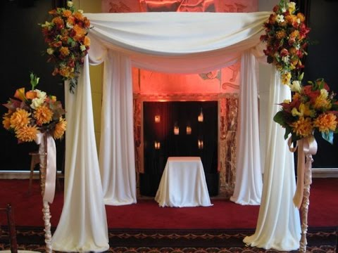 Short & Sweet: Sukkot and The Chuppah Effect