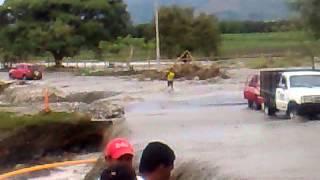 Creciente Rio Corinto Cauca Dic-23-2013