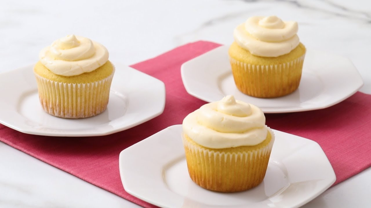 Vanilla Cupcakes Martha Stewart