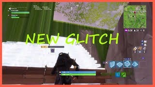 *NEW* GLITCH PASSER SOUS LA MAP FORTNITE - GET UNDER THE MAP WITH THE SHOPPING CART