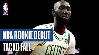 Tacko Fall HYPES UP Boston Crowd in Preseason Debut! | October 6, 2019