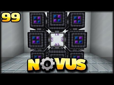 QUANTUM BRIDGE   WOW   Minecraft NOVUS #99   Minecraft Modpack