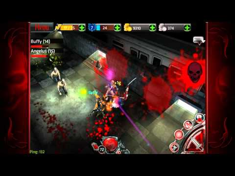 Dark Legends Gameplay Trailer [Mobile and Desktop Game]