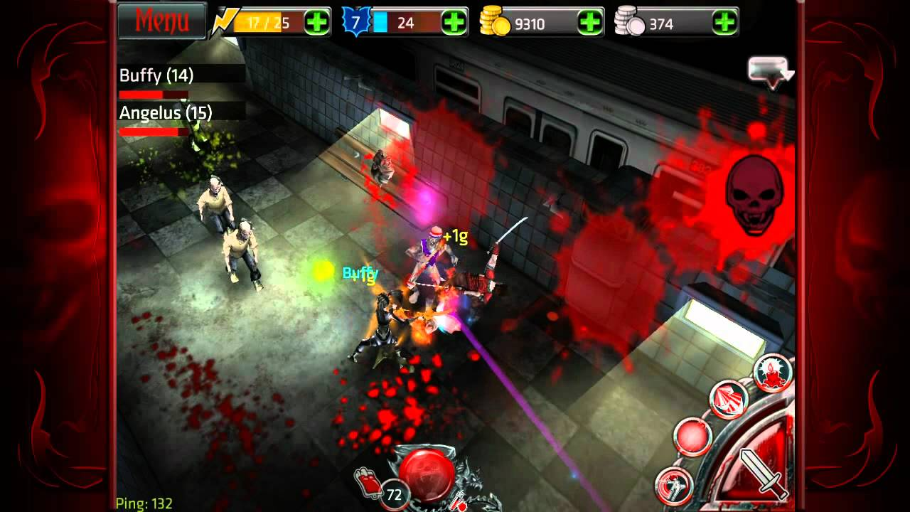 Dark Legends Gameplay Trailer [Mobile and Desktop Game]
