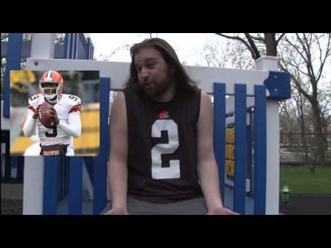 Cleveland Browns Blank Space Parody
