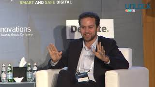 UNLOCK 2019 - Panel 9: Blockchain Digitizing Identity: The Future of a Digital Life