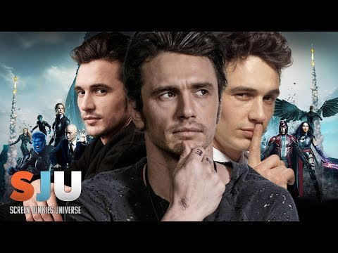 James Franco Joins the X-Men Universe! - SJU