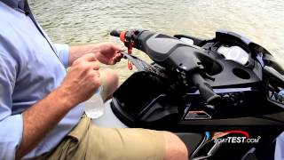 Yamaha FX Cruiser SVHO Test 2014- By BoatTest.com