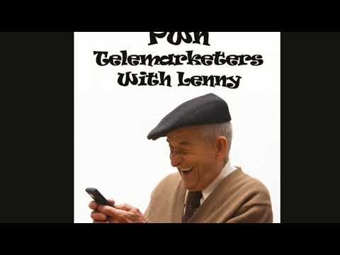 TransNational Payments Telemarketer Talks To Lenny For 10 Minutes