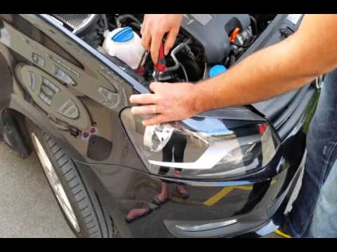 Trocar Lampada Vw Polo 2010 Change Light Vw Polo Youtube