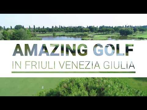 Amazing Golf in Friuli Venezia Giulia