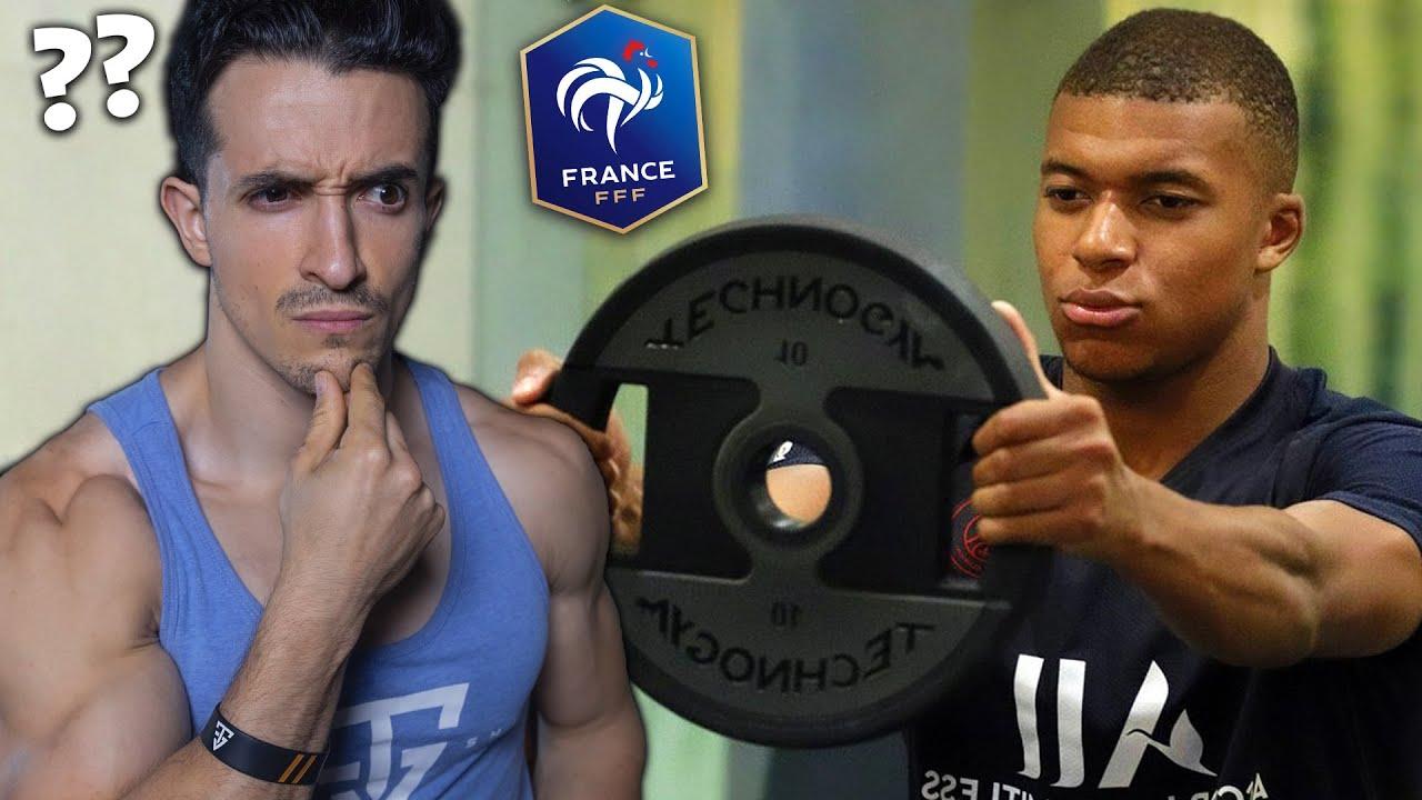 Je critique l'entrainement de l'équipe de France ! (EURO 2020)