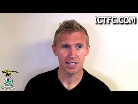 Inverness Caley Thistle : Richie Foran Pre-Season Thoughts.