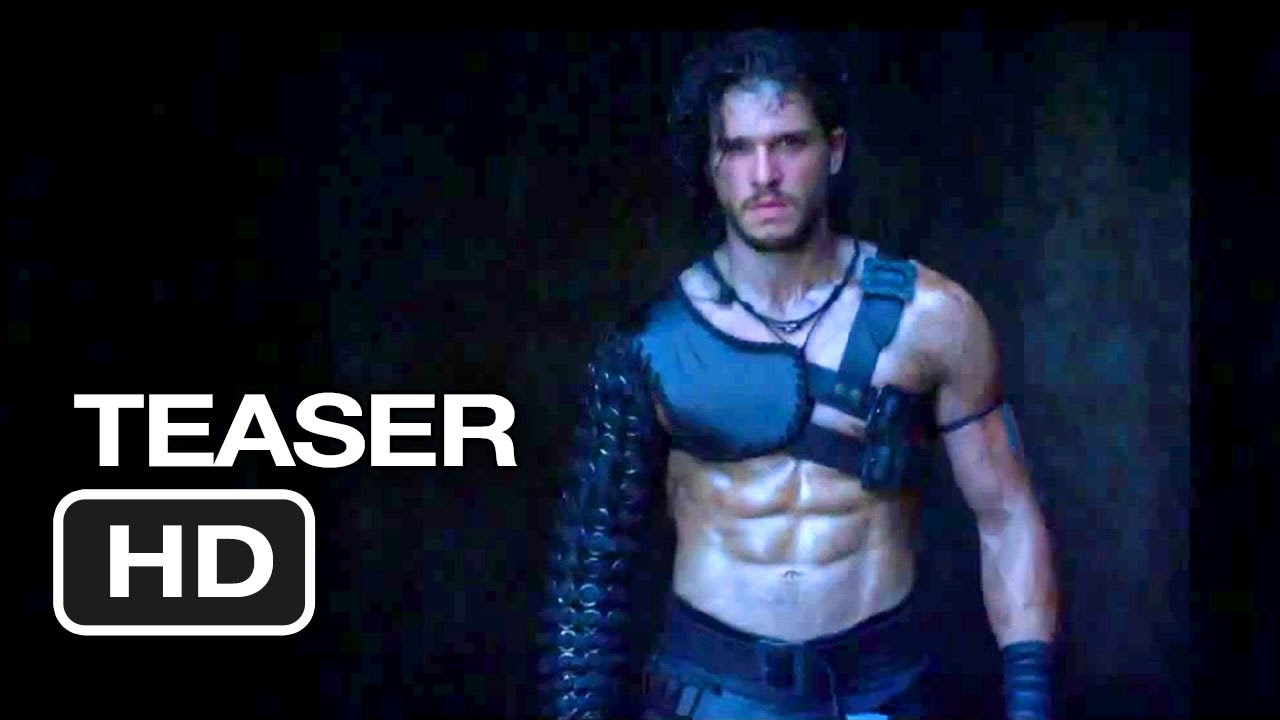 pompeii official teaser trailer 1 2014 kit harington. Black Bedroom Furniture Sets. Home Design Ideas