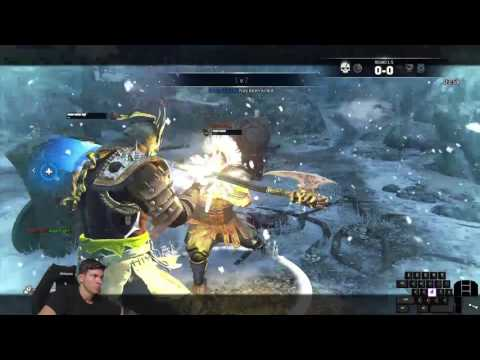 For Honor - Mapra vs Creature.. The World's Best Competitive Player?