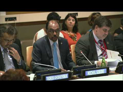 UN WEB TV WEBCAST: Launch of the 2017 Progress Report on the EWEC Global Strategy